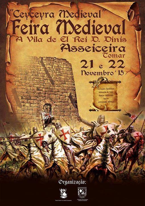 Feira Medieval de Asseiceira (Tomar 2015)