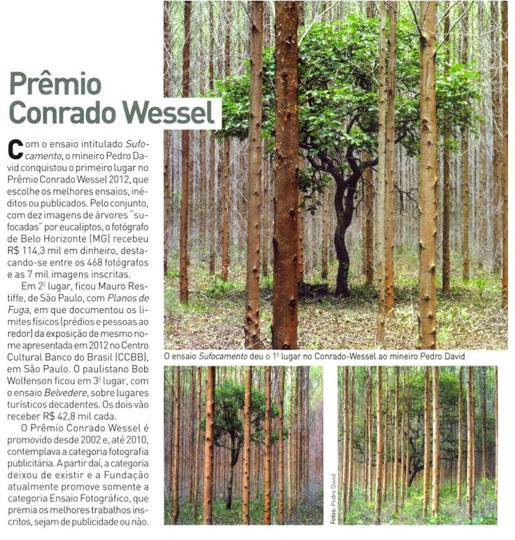 Exposição Planos de Fuga. Veículo:Revista Fotografe Melhor - SP (01/05/2013).