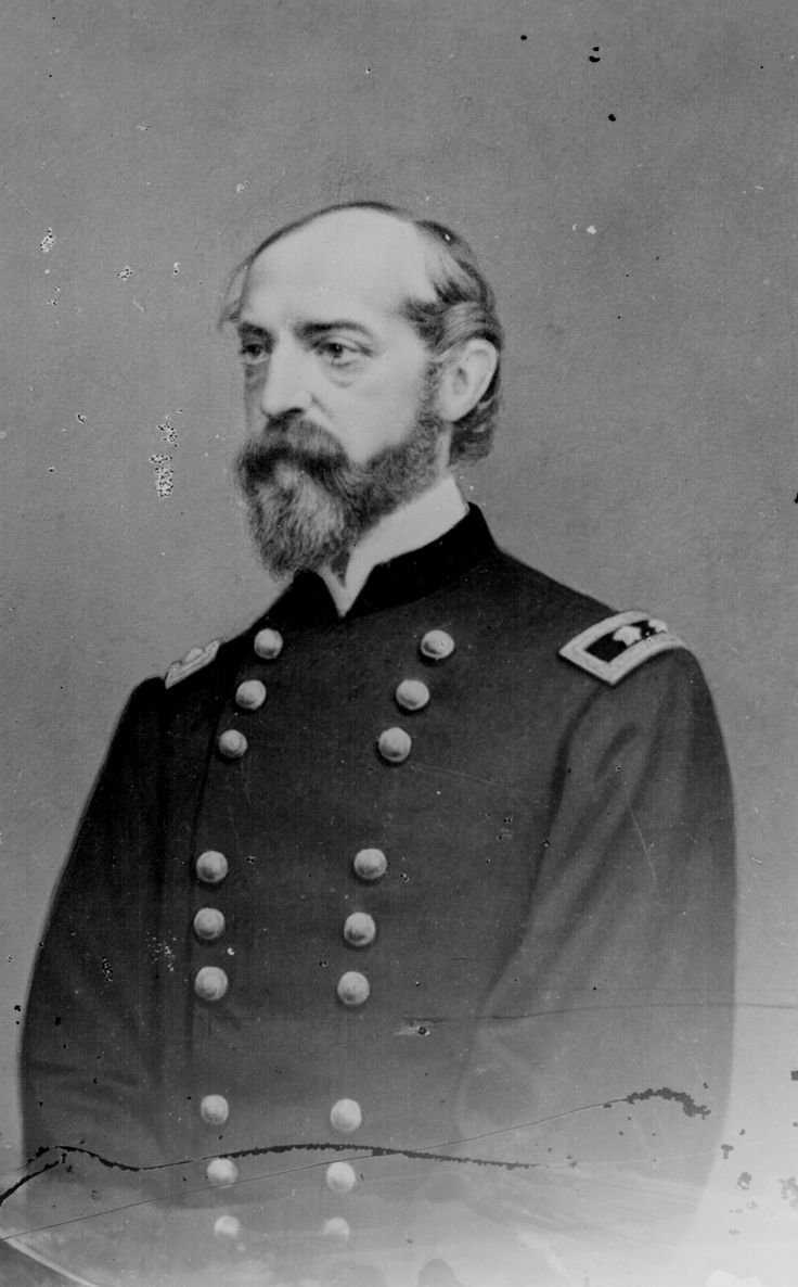 general george meades military career during the civil war United states major general george gordon meade was born on this date in   meade is one of the most underrated officers of the american civil war  the  military, however, was not a career he had originally intended to.