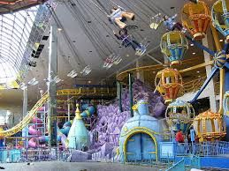 Image result for west edmonton mall Galaxyland