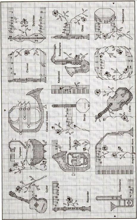 Gallery.ru / Фото #17 - alphabets - patrizia61