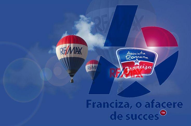 Franciza REMAX este o forta globala, e liderul mondial in real-estate si trebuie sa devina liderul national in imobiliare si pentru Romania. Asta am decis in 2013 la preluarea managementului regional, asta vrem sa facem si suntem angajati total in aceasta viziune.   #RE/MAX