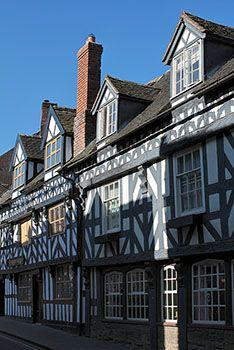 Tudor house Hotel, Market Drayton Shropshire UK