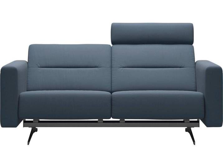 Stressless 2 Sitzer Stella Blau 10 Jahre Hersteller Garantie In 2020 Sofa Furniture Couch