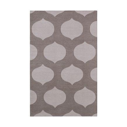 Cement Emma Cotton Carpet 9x12