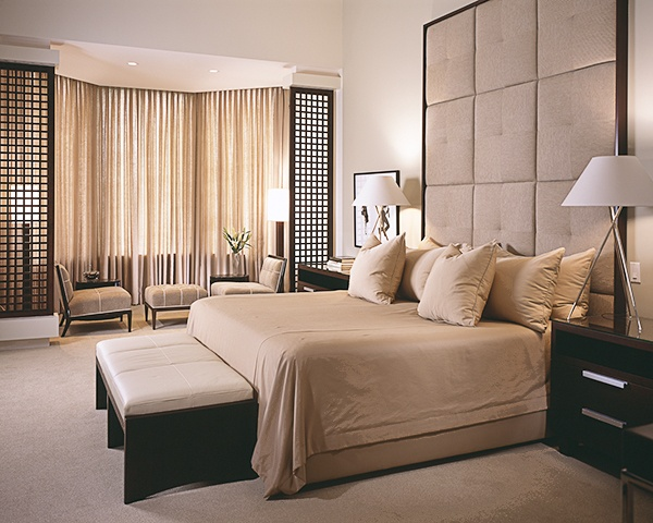 A Beautiful And Classic Bedroom Design From Shuster Associates Which Is High