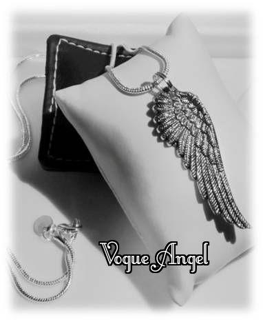 Just wing it... www.vogueangel.ca