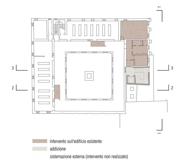 Galería - Ampliación del Convento S. María / LR-Architetti - 16