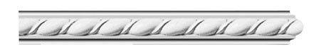 """1""""H x 5/8""""Proj x 96""""L - Levy Decorative Panel Moulding   Corbel Place"""