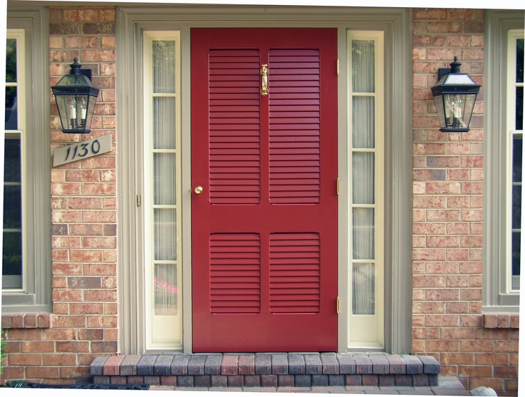 Top 33 ideas about front yard is the new back yard on for New model front door