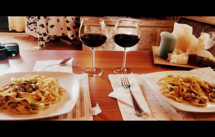 Pasta Zante ...ζυμαρικά  εμπνευσμένα στο Ιόνιο..!!!!