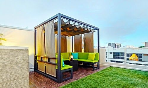 Fascinating Roof Terrace Designs | TENKA