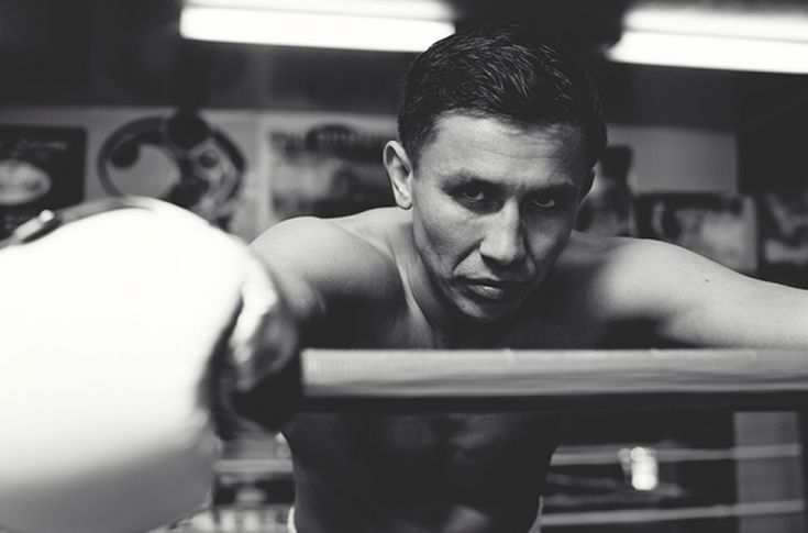 Gennady Golovkin » Athletes Quarterly