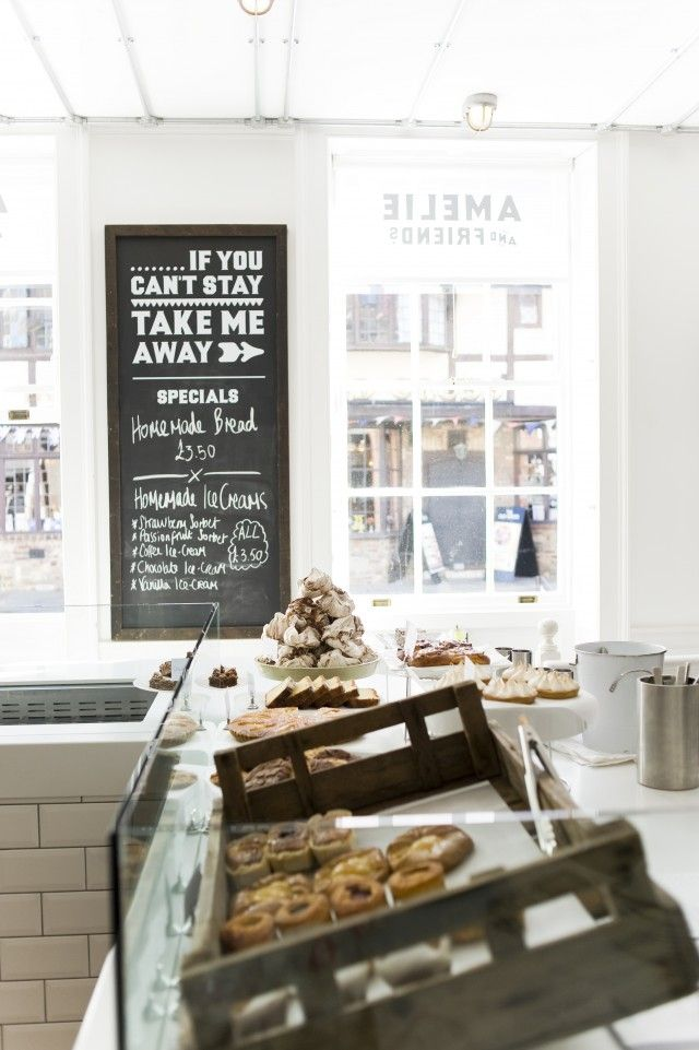 Amelie and Friends + I Love Dust collaboration to create a restaurant in the heart of Chichester.