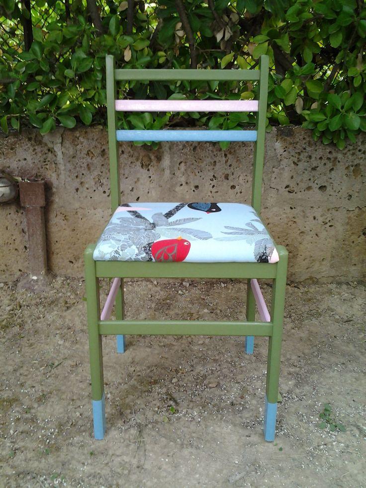 sedia personalizzata