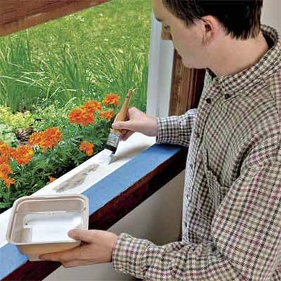 how to fix a squeaky house window