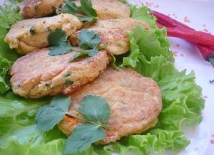 Овощные котлеты с чечевицей #рецепты #кулинария #вегетарианство #вкусно