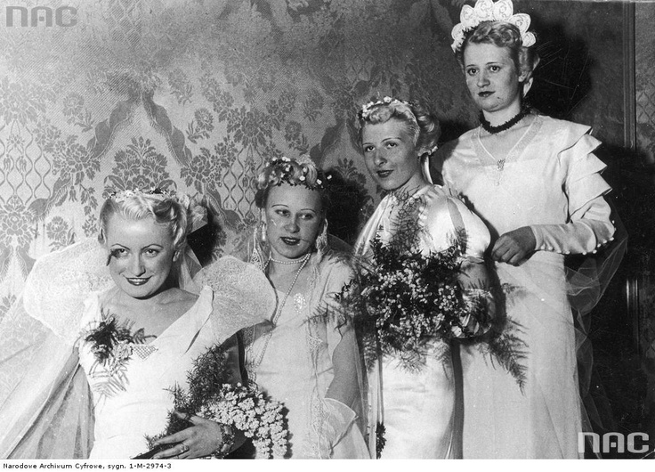 Moda niemiecka, 1934