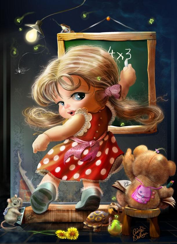 ‿✿⁀Too Cute!‿✿⁀  ~~Cris De Lara