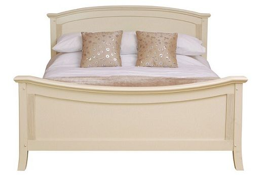 Lincoln Ivory White Painted Bedroom Furniture | Oak Furniture Uk