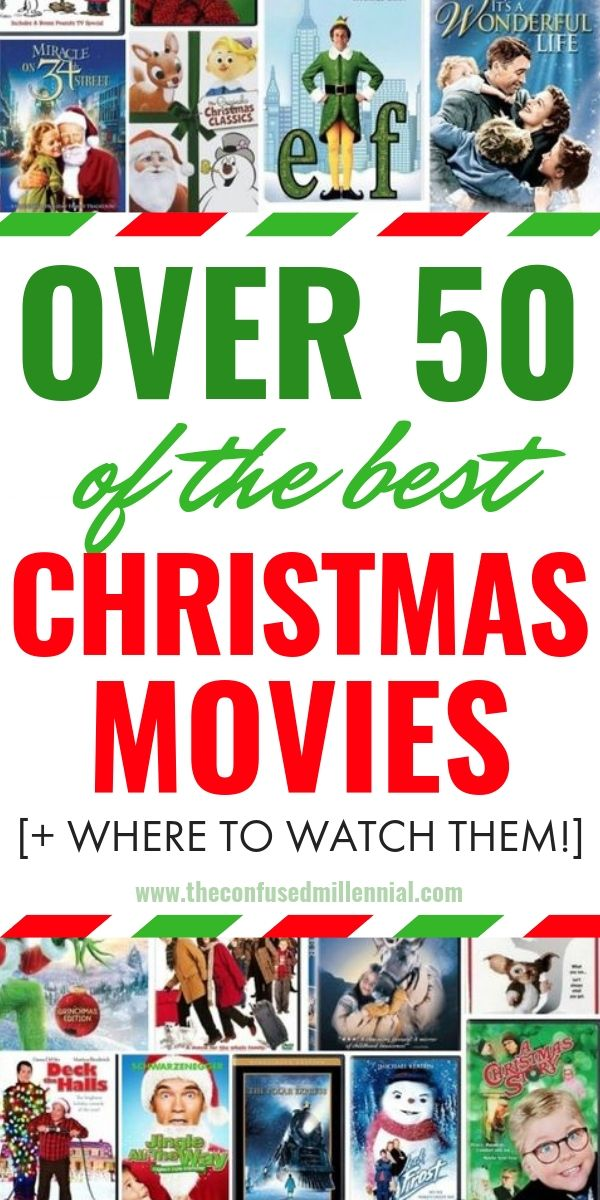 43898757c2 Countdown To Christmas  50+ Movies To Watch This Holiday Season ...