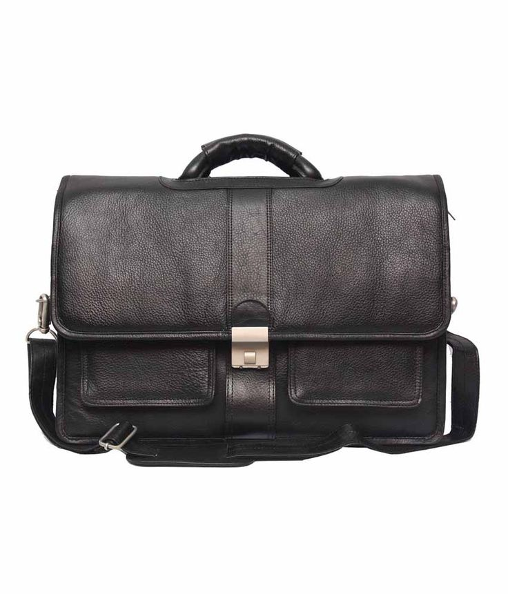 Loved it: Comfort Black Leather 15 inch Laptop Messenger Bags, http://www.snapdeal.com/product/comfort-black-leather-15-inch/528643836