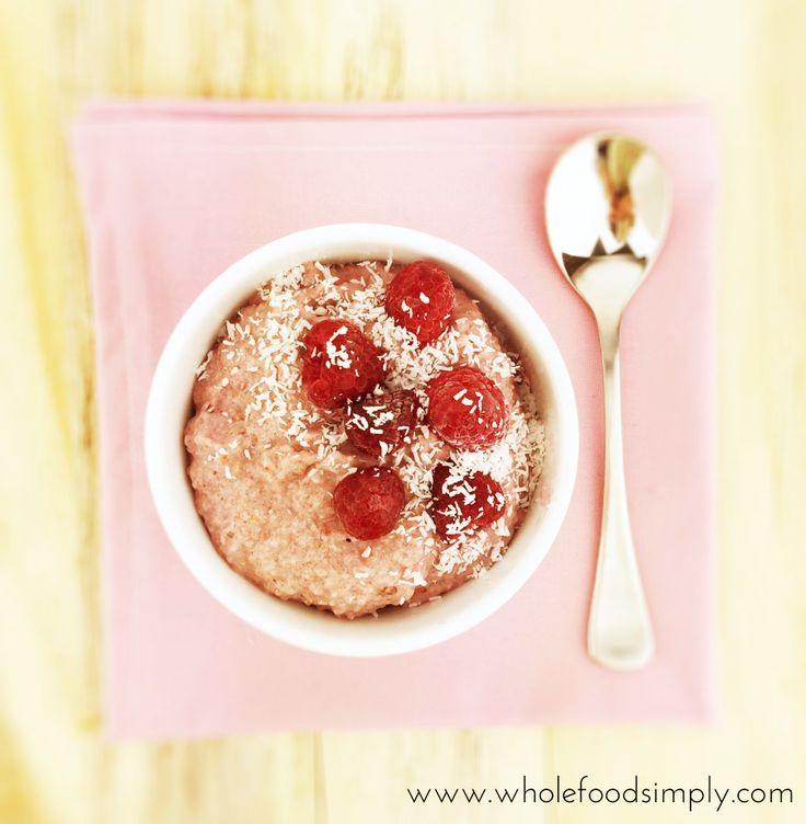 how to make simple porridge
