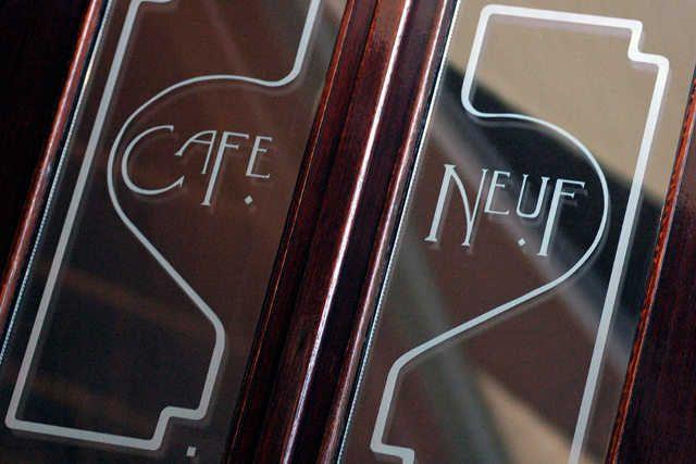 Cafe Neuf Zandvoort