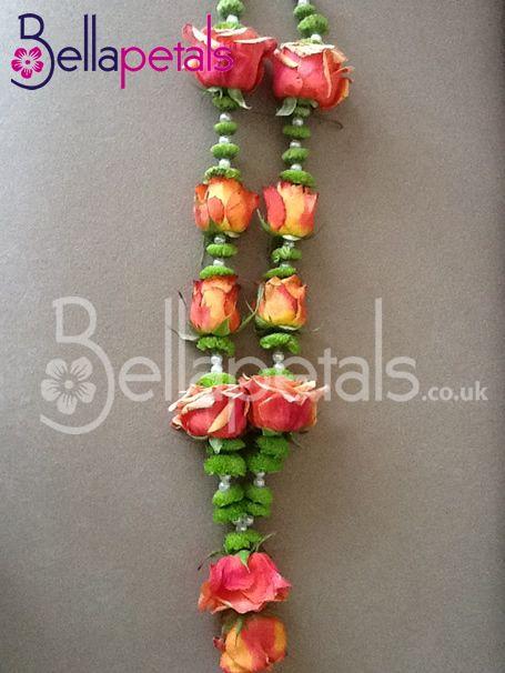 Bellapetals.co.uk | Funeral Garlands