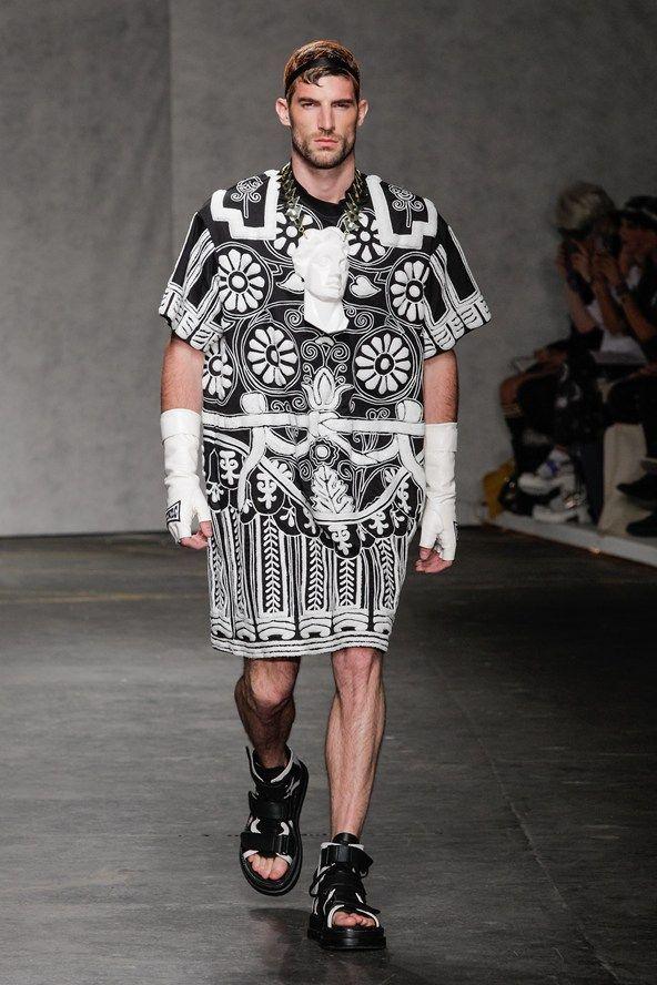 KTZ S/S 2015 Menswear London Fashion Week