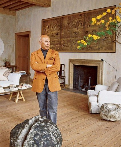 Designers' Own Lines – Axel Vervoordt : Architectural Digest