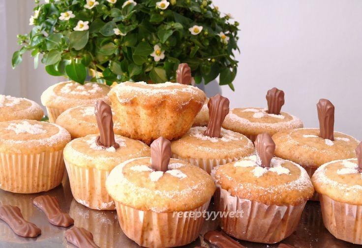 Muffiny s mačacími jazýčkami