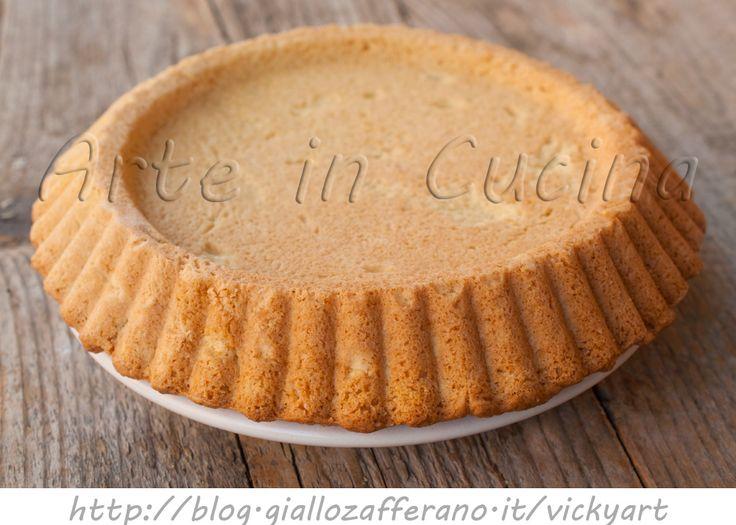 Crostata morbida ricetta base perfetta, anche bimby, facile e veloce, ricetta per crostate morbide alla crema o alla frutta, base semplice al burro, ricetta dolce,