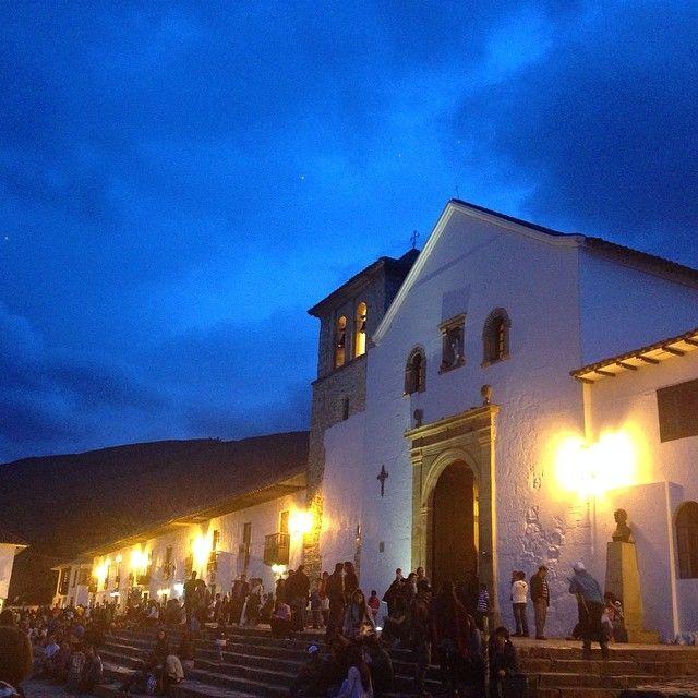 Villa de Leyva en Boyacá
