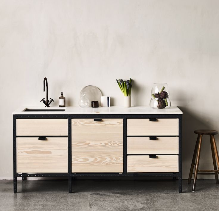 Kitchen of the Week: Frama Copenhagen's Studio Kitchen: Remodelista