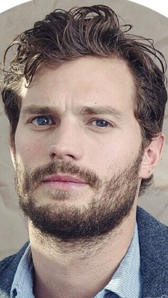 I can't even describe what he does for me..  Jamie Dornan