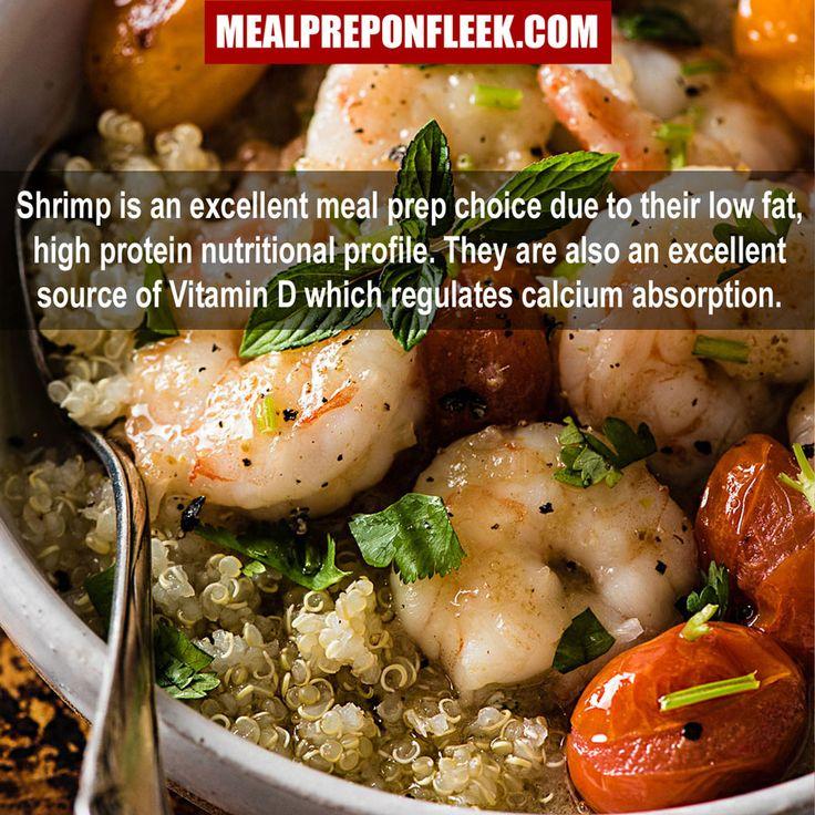 Nutrition Fact: Shrimp