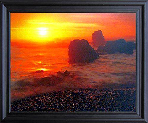 Sunset At Ecola State Park Oregon Landscape Scenery Natur... https://www.amazon.com/dp/B00ZWK6W1Y/ref=cm_sw_r_pi_dp_x_55tqybN4HZY05