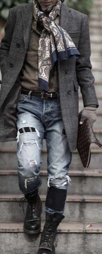 Men's Casual Fashion Style: 50 Looks to Try #mens