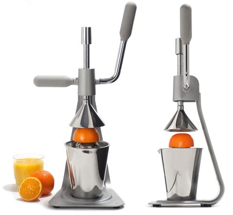 9 best cheese spreader collection images on pinterest cheese spreaders kitchen dining and - Machine a presser orange ...