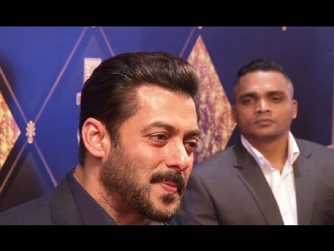 SULTAN Salman Khan at Zee Cine Awards 2017.