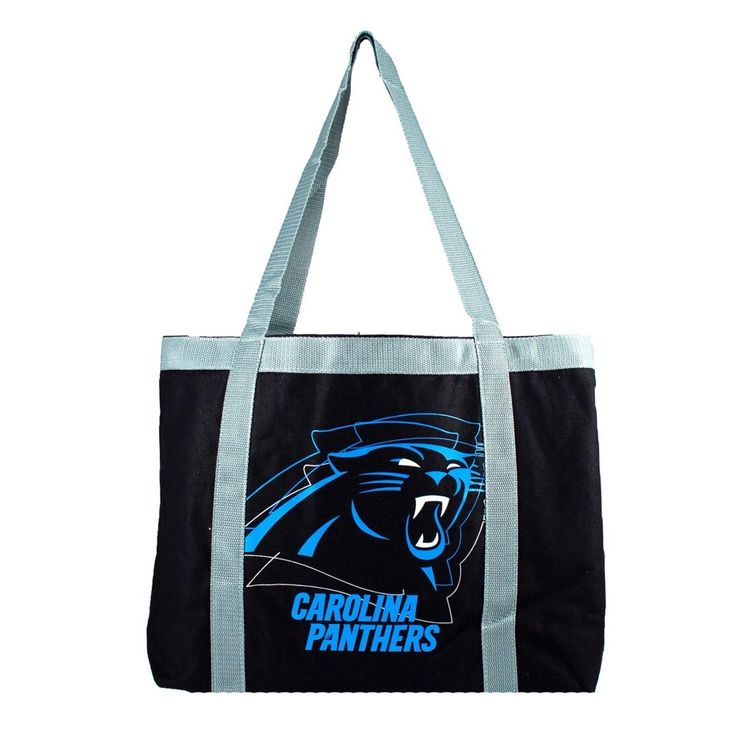 NFL Carolina Panthers Team Tailgate Tote