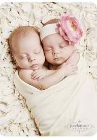 I can hardly wait to have twins (its genetic) with my boyfriend who is also a twin :)