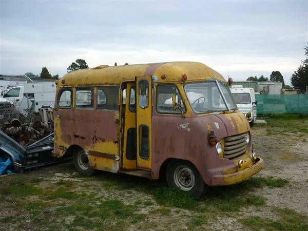 31 best School Buses Big, bad, Unusual and messed up ...