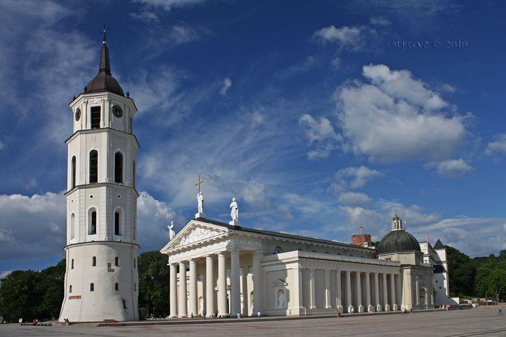 Кафедральный собор Вильнюс (Литва)