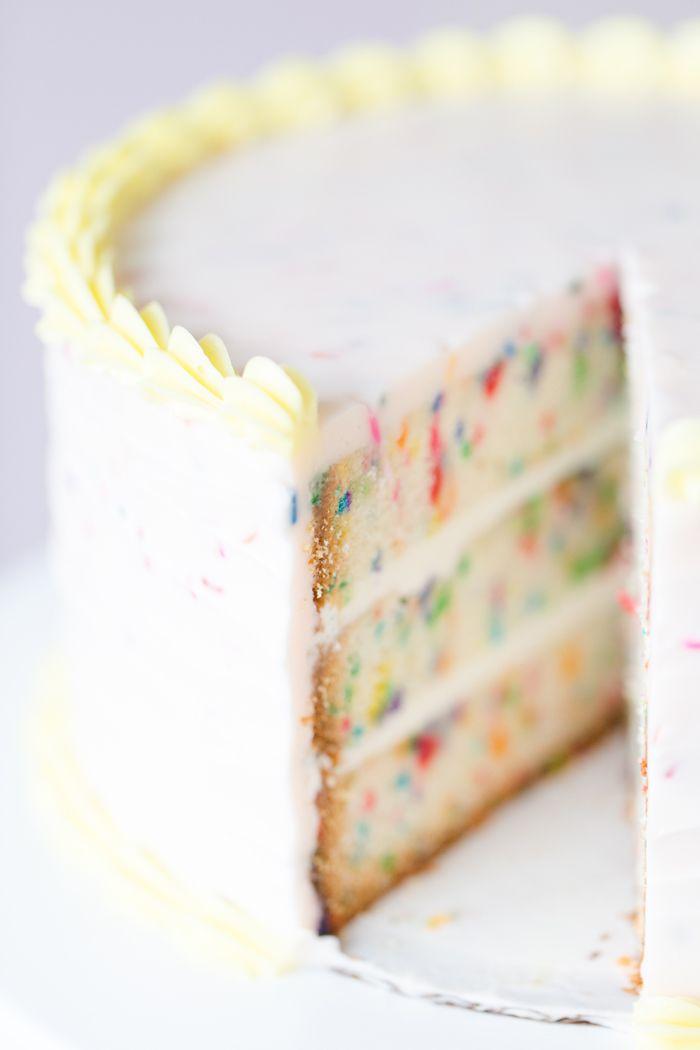 Fun Birthday Cake Recipes Gallery Birthday Cake With Candles