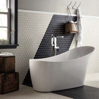 Slipper Bath 80h x 70w x 159l