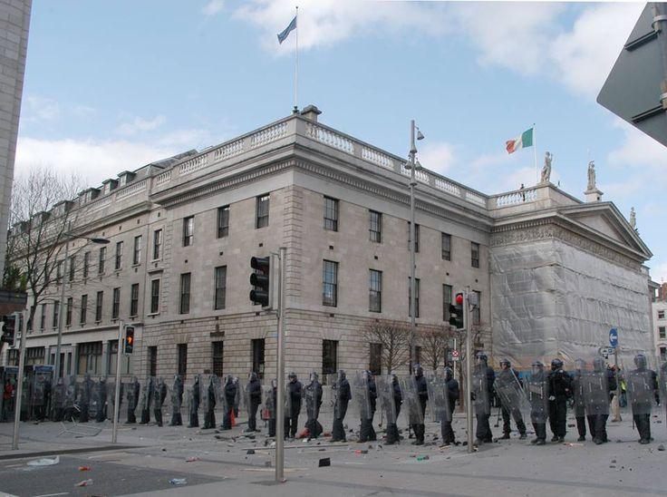 GPO Dublin 2006 Love Ulster March.By Sean Hillen