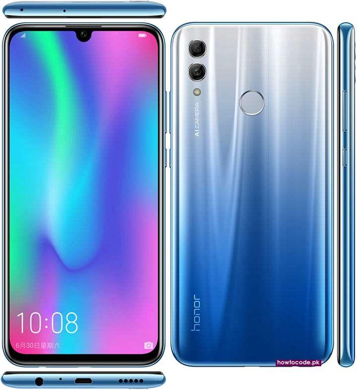 Huawei Honor 10 Lite 2018 Celulares