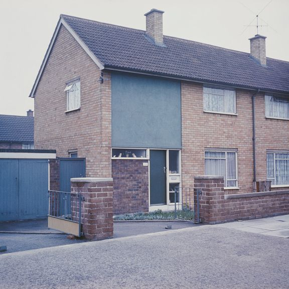 The Beatles Childhood Homes in Liverpool: George Harrison - 174 Macket's Lane.
